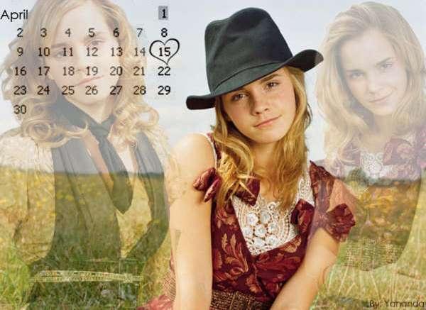 krásný kalendář